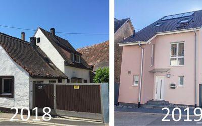 Kunden-Interview mit Familie Lipke beim Hausbau in Ihringen